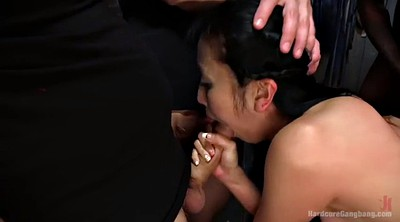 Marica hase, Japanese gangbang, Hairy anal, Asian gangbang, Japanese interracial, Japanese double