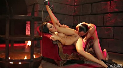 Asa akira, Hell, Bad, Heavy, Asian punish, Anal punishment