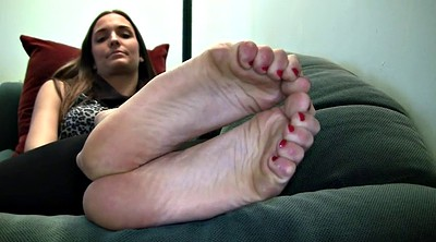 Sole, Toes