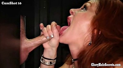 Compilation, Deep suck, Milf suck, Gloryhole milf, Glory