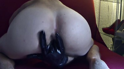Latex, Gloves, Latex anal, Butt plug