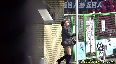 Spy, Japanese babe, Public nudity, Japanese voyeur