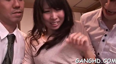 Japanese group, Japanese gangbang