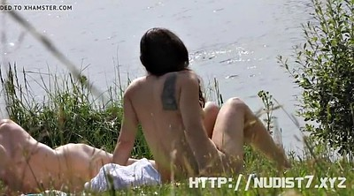 Nudist beach, Beach hidden
