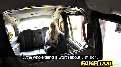 Fake taxi, Fake agent