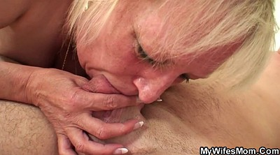 Taboo, Old and young, Mom sex