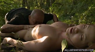 Asian creampie, Japanese outdoor, Creampie hairy