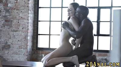 Bbc interracial, Anal hd