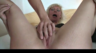 Blonde anal, Woman