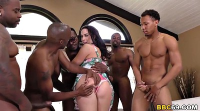Preston, Interracial group, Interracial gangbang, Double bbc