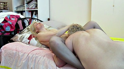 Russian amateur, Eating pussy