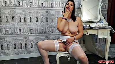 Chubby, Mom masturbating, Mature compilation, Beautiful mom