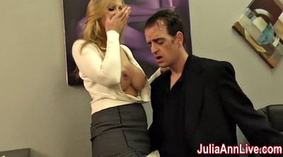 Julia ann, Date, Night, Milf anne, Julia a