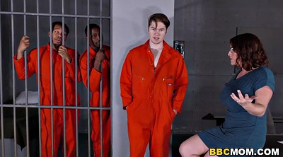 Black, Mature mom, Jail, Bbc mom, Bbc mature, Busty mom
