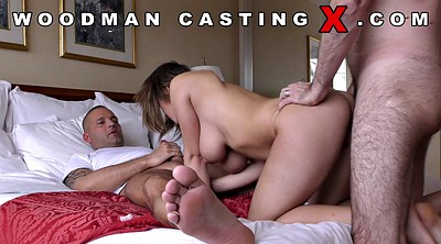 Anal casting, Casting threesome, Casting big tits, Butts