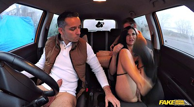 Fake taxi, Stupid, Faking