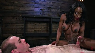 Femdom, Facesitting, Kelly, Big clit, Mistress slave, Mature orgasm
