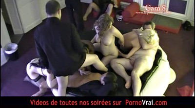 Sex parti, Swinger club