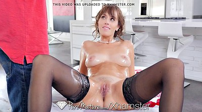 Pure, Mature massage, Mature creampie
