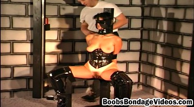 Torture, Tit torture, Latex bdsm, Tortured, Latex bondage