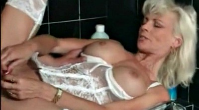 Mature pussy, Anal granny