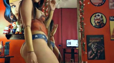 Cosplay, Wonder woman