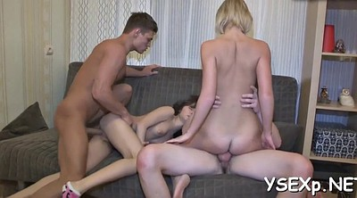 Russian, Teen party