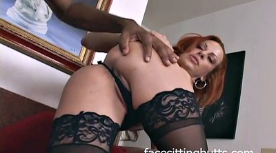 Redhead mature, Big ass mature