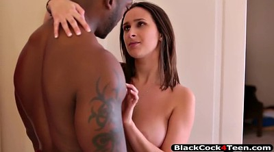 Teen ebony, Deep throat