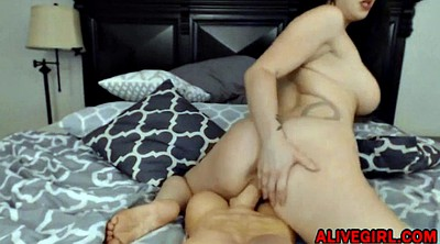 Big butt latina, Dildo riding, Big dildo, Raven, Riding dildo, Booty masturbation