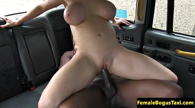 English, Busty creampie