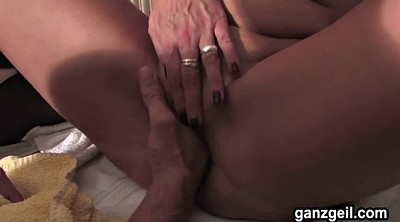 Lucky guy, German gay, Amateur threesome