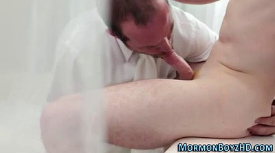 Mormon, Kissing handjob