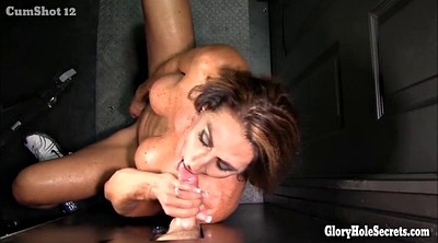 Hole, Cum in throat