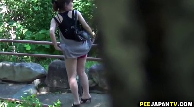Piss, Pissing, Girl, Japanese pissing, Japanese pee, Japanese piss