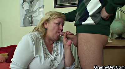 Old and young, Granny boy, Mature and boy, Granny and boy, Plump mature, Granny fucking