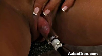 Pumping, Mature clit