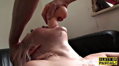 Bdsm, Peeing, Squirt bondage, Mouth