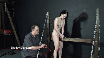 Electro, Cry, Teen slave, Slave bdsm, Crying