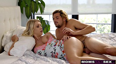 Mom and son, Tits, Son fuck mom, Mom a