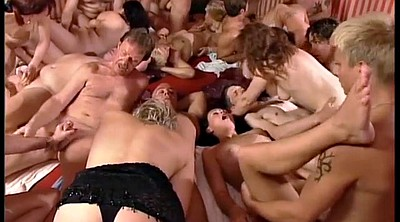 Party, Club, Group sex orgy