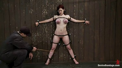 Spanked, Tied tits