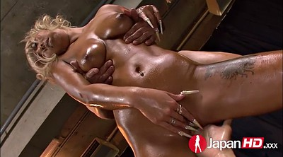Double, Japanese oil, Asian gay, Japanese gay, Japanese threesome, Japanese double