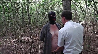 Forest, Wife fuck, Hood