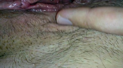Brunette, Close up pussy, Gaping pussy, Birth