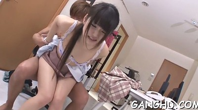 Japanese gangbang, Asian gangbang, Japanese group sex