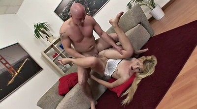 Penetration, Blonde anal