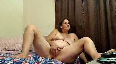 Hairy mature, Sexy granny