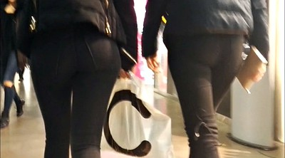 Tight jeans, Jeans ass