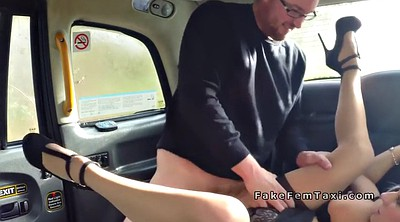 Public, Car, Car blowjob